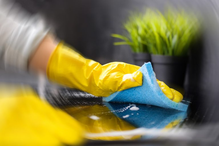How do disinfection cleaning services work?